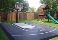 The 25+ best Outdoor basketball court ideas on Pinterest ...