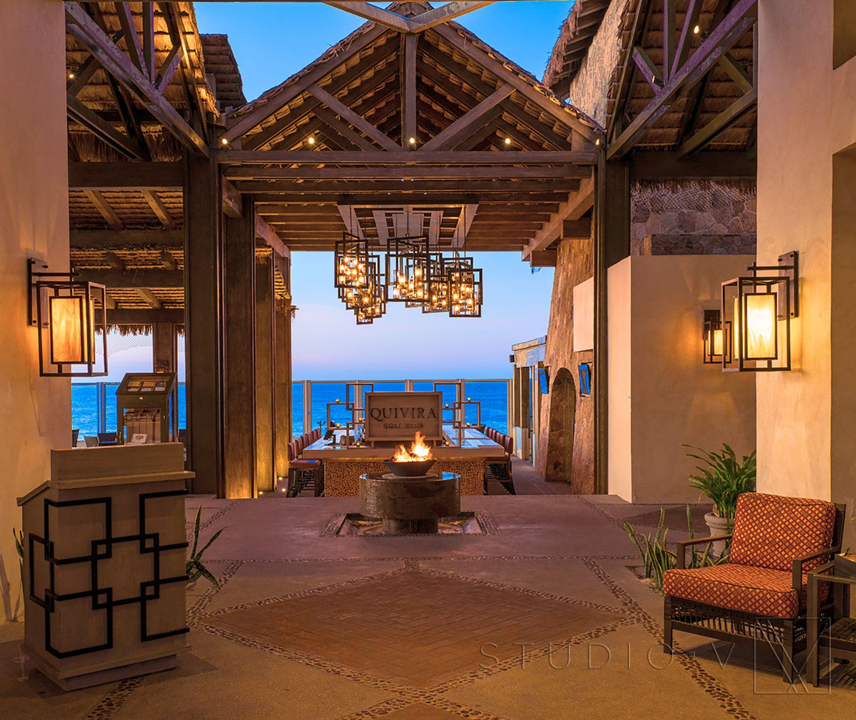 Quivira Clubhouse Sunset Beach Cabo San Lucas Studio V Interior