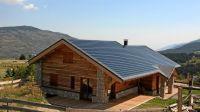 Integrated Solar Tiles C21e Slate in Languedoc, France ...