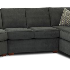 Jamestown 2 Piece Sofa And Loveseat Group In Gray Die Collection Bed Hybrid Sectional With Right Facing Chaise By