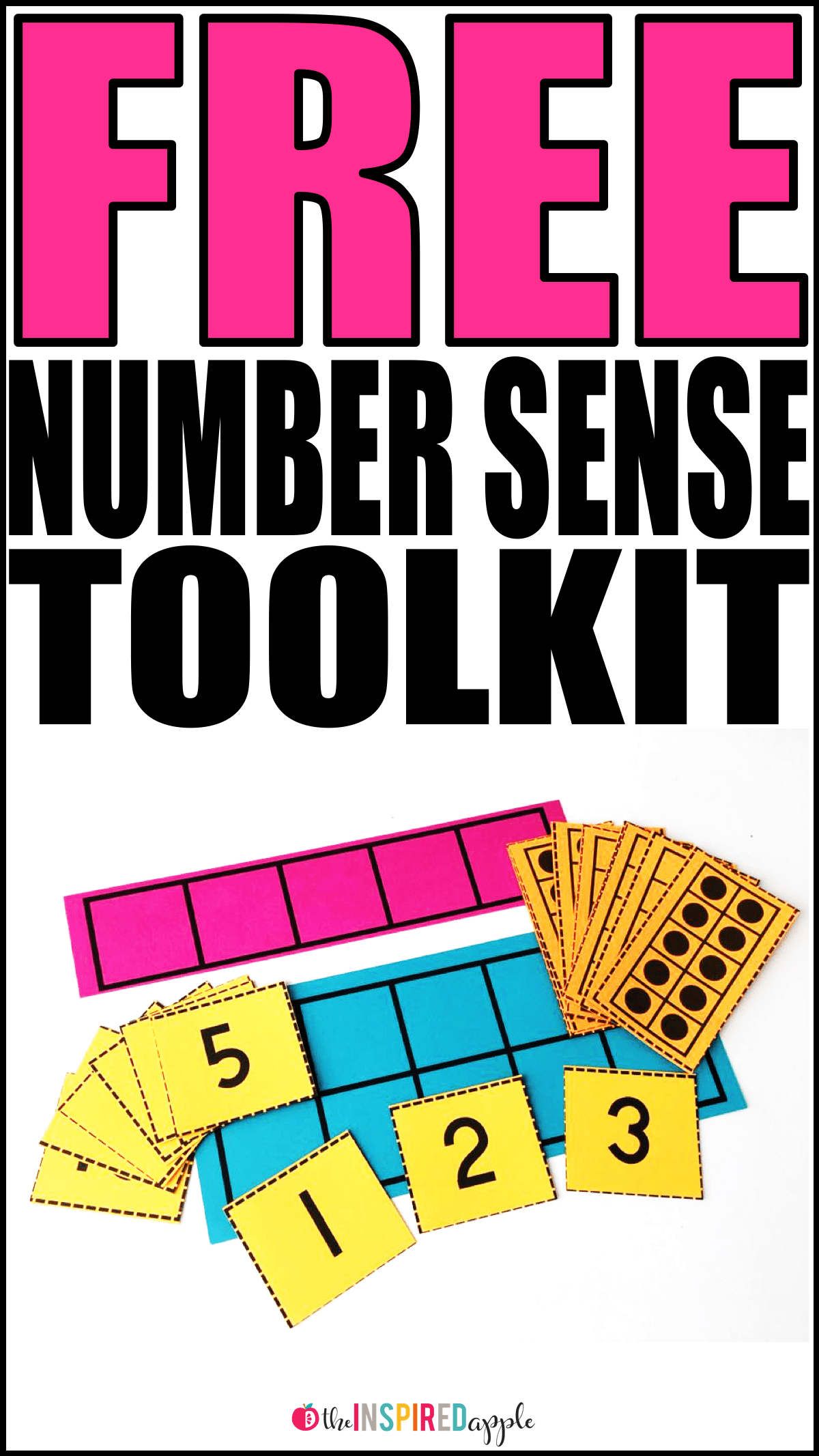Free Number Sense Toolkit