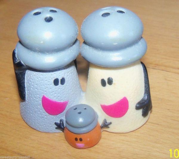 Blues Clues & Salt Pepper Baby Paprika Shaker