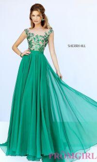 sherri hill prom | ... Dresses, Sexy Evening Gowns: Sherri ...