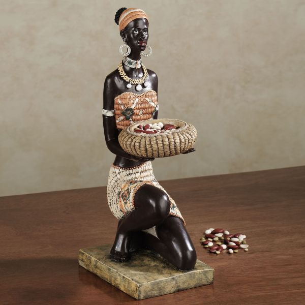 Figurines Ladies African - Buscar Google Africanas Africanos Esculturas