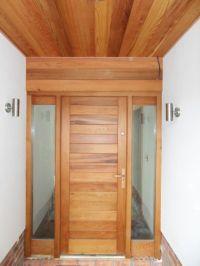 cedar door   Outdoor Space   Pinterest   Doors, Front ...
