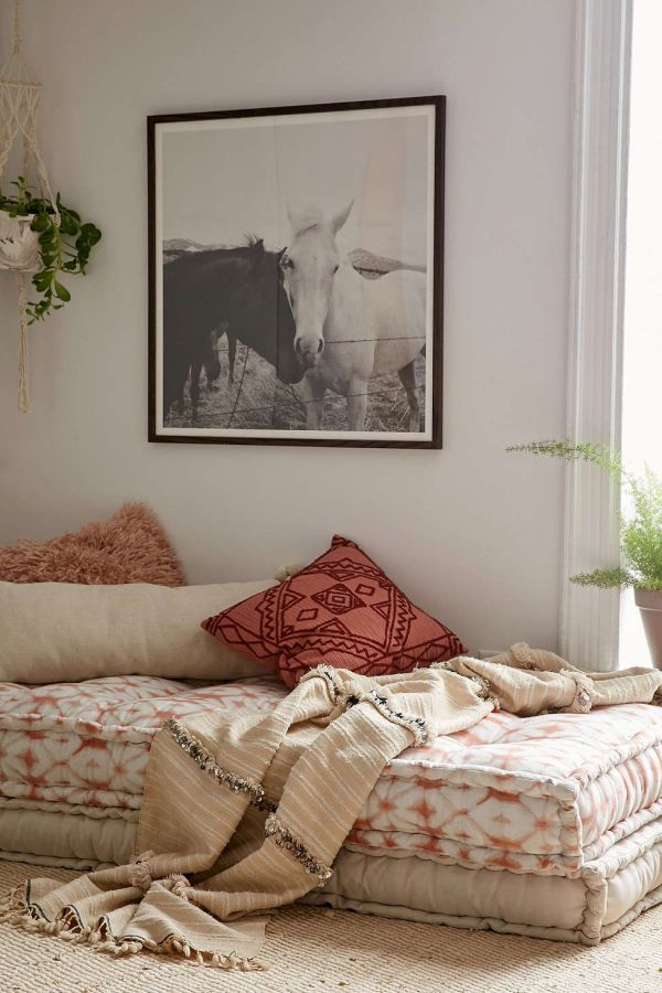 Boho Bedroom Ideas with Daybed