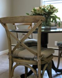 Small Space - Dining Room Restoration Hardware Madeleine ...
