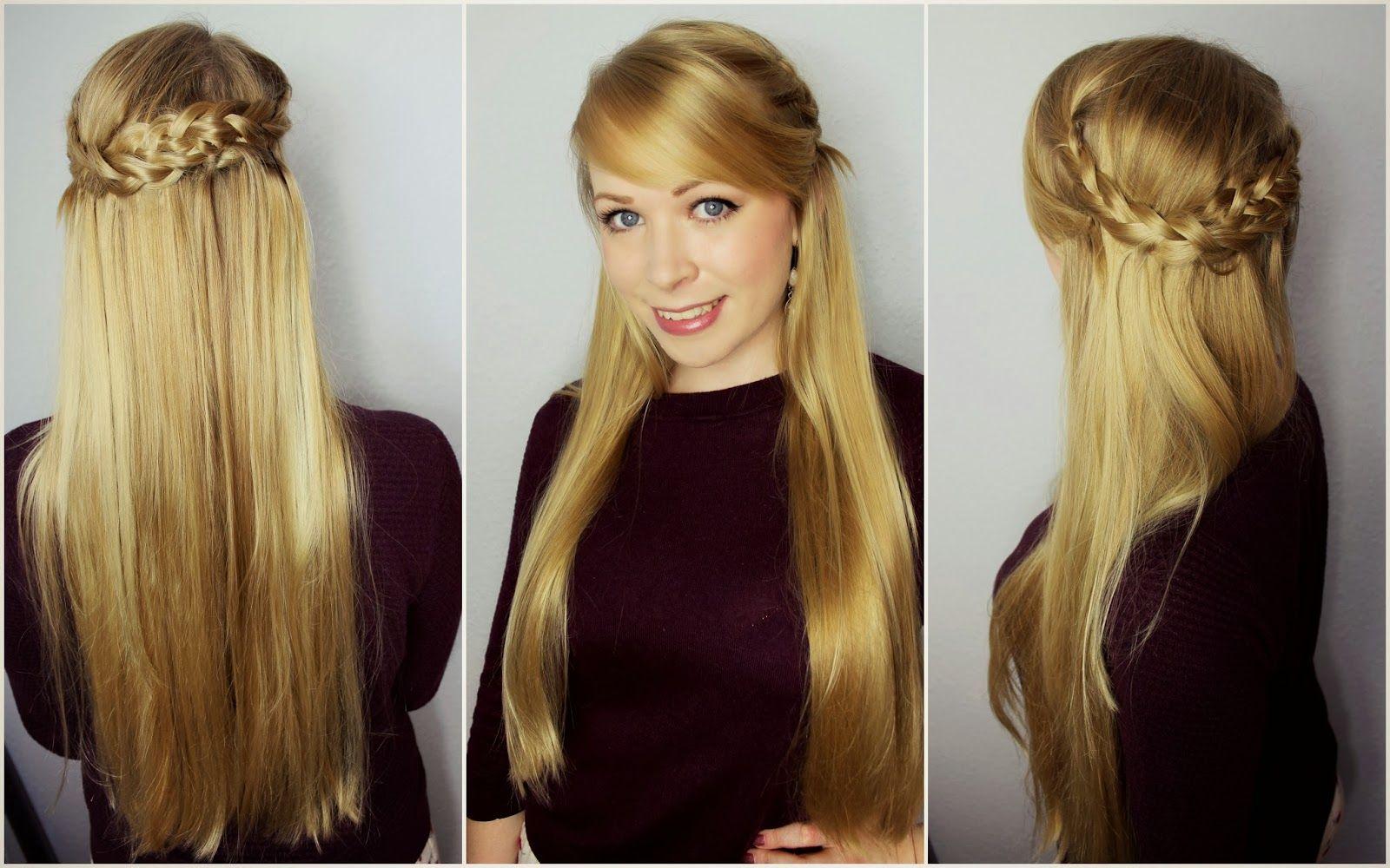 Flecht Frisuren Mittellanges Und Lange Haare 2015 Frisuren Oder