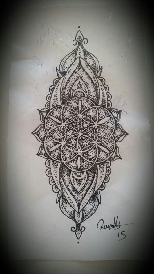 996e400ca 1000 Images About Tree Of Life Mandala Tattoo On - Newletterjdi.co