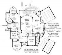 5000 square foot house plans | Plan # GDMFERG - Oklahoma ...