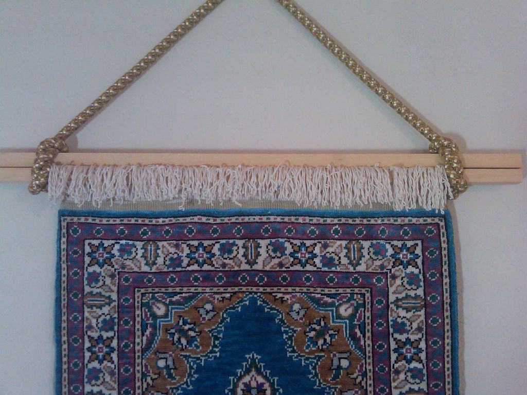 how to hang a tapestry on the wall  Tapestry for wall