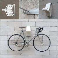DIY Bike Rack Hanger