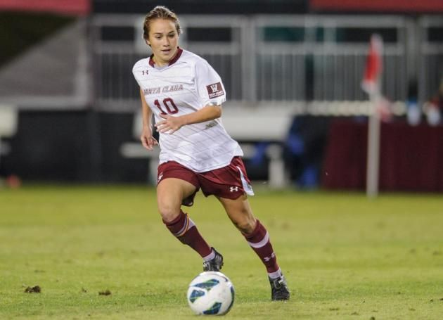 Famous Female Soccer Player Hamm
