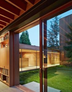 Architecture awesome low rise house by spiegel aihara workshop breathtaking interpretation of the traditional californian ranch and farm tower also dynamic   lift slide door series sunroom fix pinterest rh