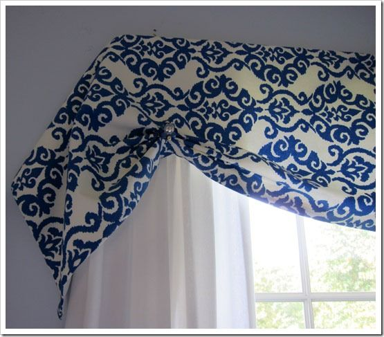 kitchen valance chip cabinets best 25+ tutorial ideas on pinterest | bathroom ...