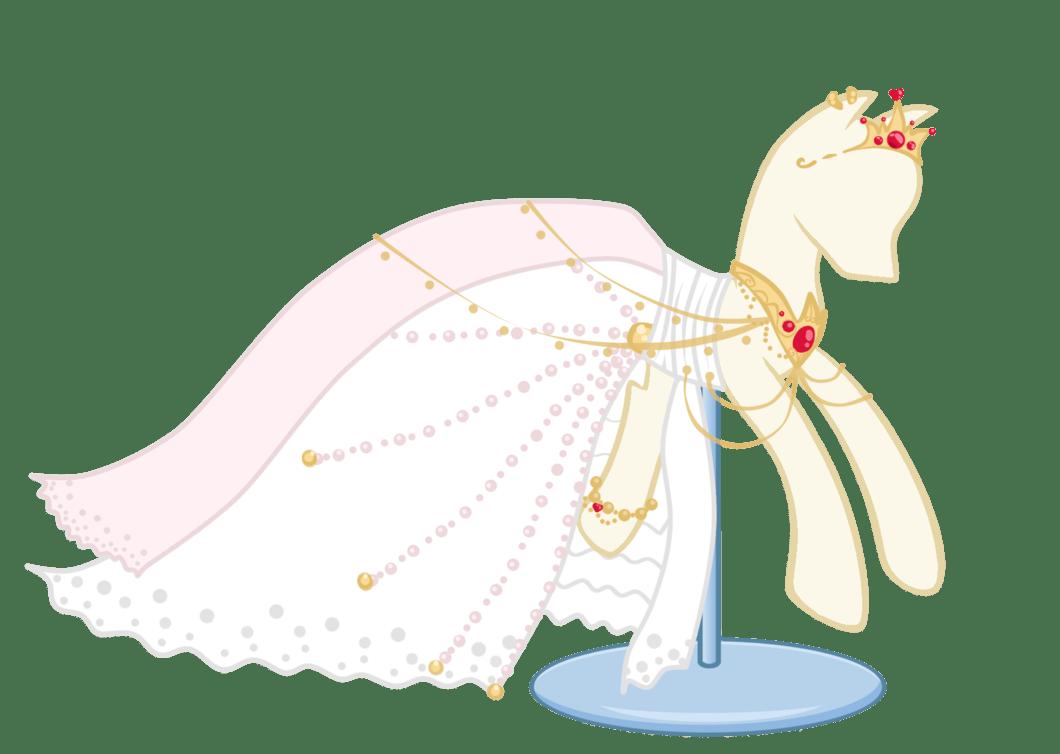 Cadence Wedding Mlp Princess Base