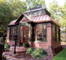 Tiny House Conservatory