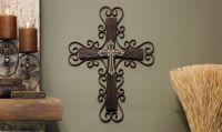 decorative wooden crosses