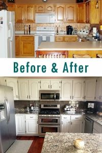 kitchen cabinets makeover DIY ideas kitchen renovation ...