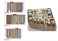 apartment building plans | Location: Aksaray, Turkey New ...