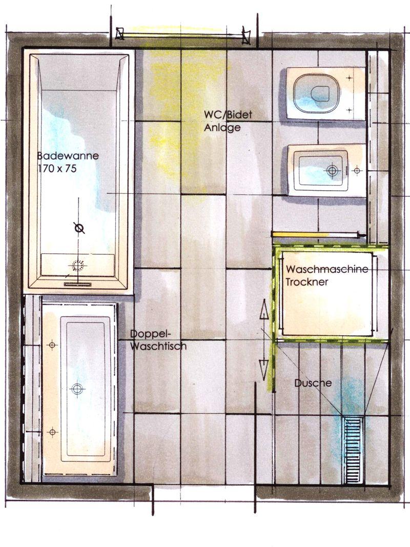 Die besten 25 Badezimmer quadratmeter Ideen auf Pinterest  kleine Huser zum Verkauf