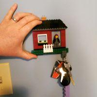 Brilliant Lego key holder | Crafty crafts | Pinterest ...