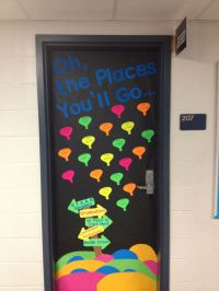 Dr Seuss School Door Decorations