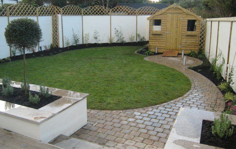Triangular Garden Design Ideas Garden And Outdoors Pinterest