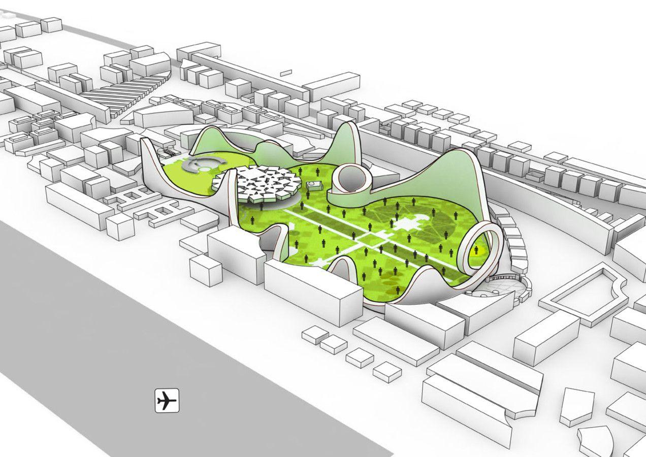 diagram big hps fortress transformer wiring architecture bjarke ingels group urban