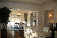 breakfast nook open to family room | Open Concept- Family ...