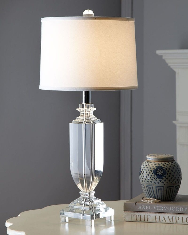 Target crystal table lamps discontinued  Lighting