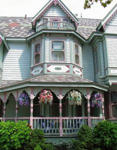 Creatini real estate american houses victorian also rh pinterest