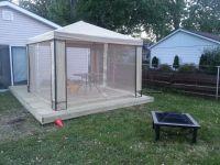 Pallet deck/ patio | For the Home | Pinterest | Deck patio ...