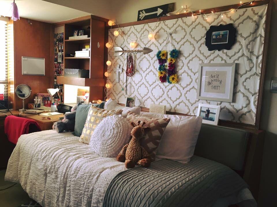 Texas Tech Chitwood Dorm Room  room  Pinterest  Texas