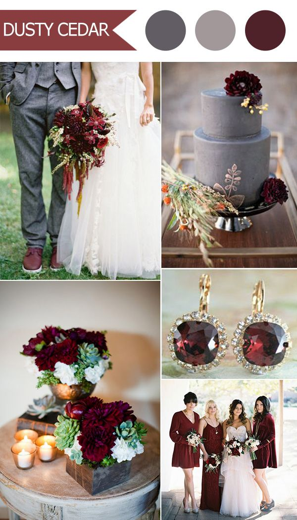 Best Colors November Wedding