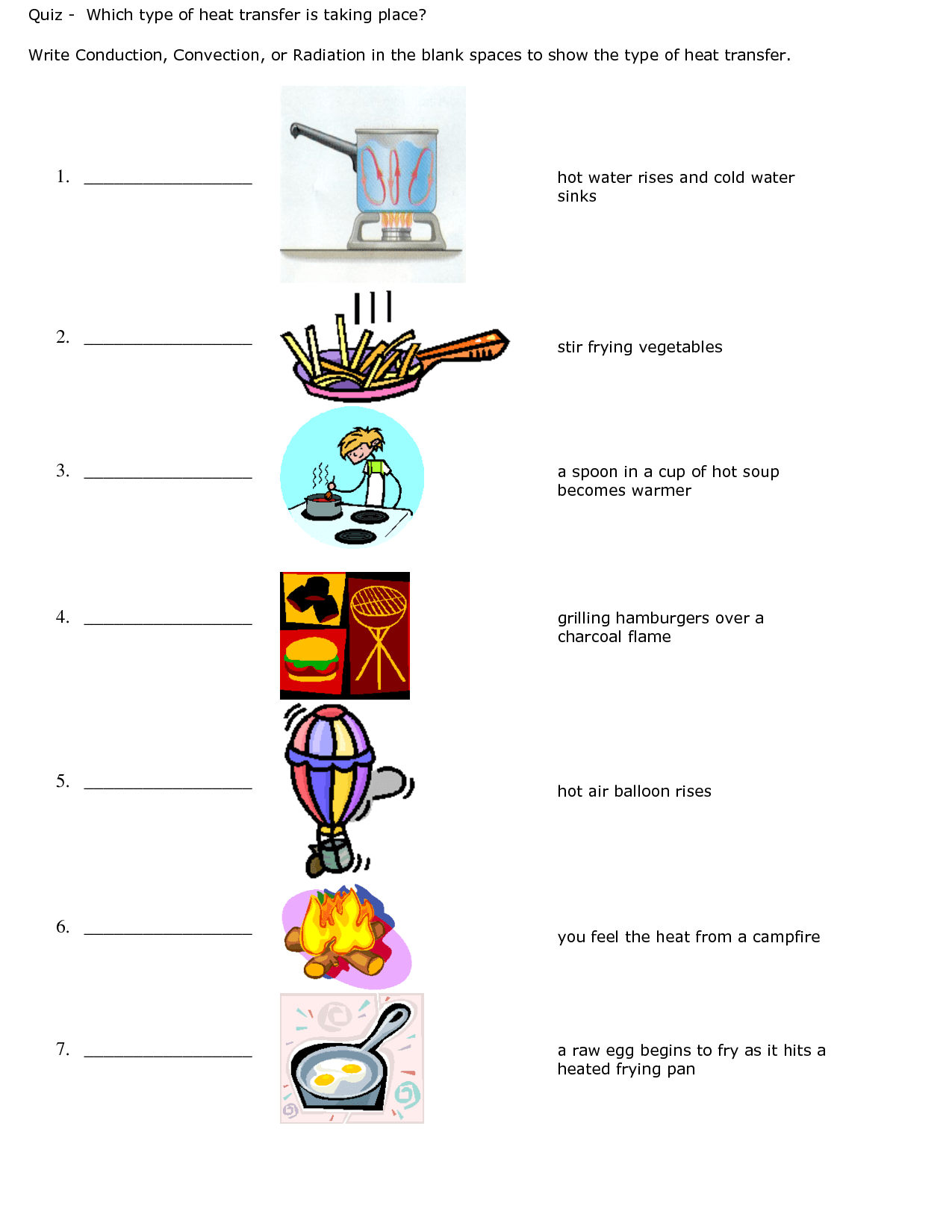 Quizes Worksheets And Essment On