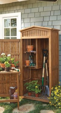 27 Unique Small Storage Shed Ideas for your Garden ...