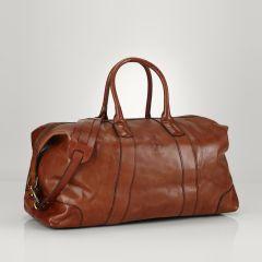 sac de voyage en cuir polo ralph lauren sacs de voyage ralph lauren france