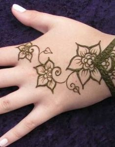 Mehndi Designs Easy And Simple For Kids Valoblogi Com