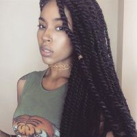 The Ultimate Guide to Summer Braids For Black Girls ...