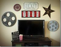 The 25+ best Movie themed rooms ideas on Pinterest | Movie ...