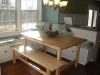 Kitchen Bench Seating withStorage on Pinterest | Kitchen ...