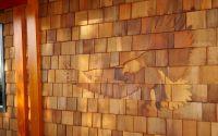 shake siding art - Google Search | Shingle Siding Design ...