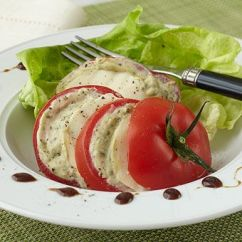 Stonewall Kitchen Aioli Cabinet Refacing Los Angeles Tomato Basil Salad Serves 4 Ingredients Medium Tomatoes Pesto
