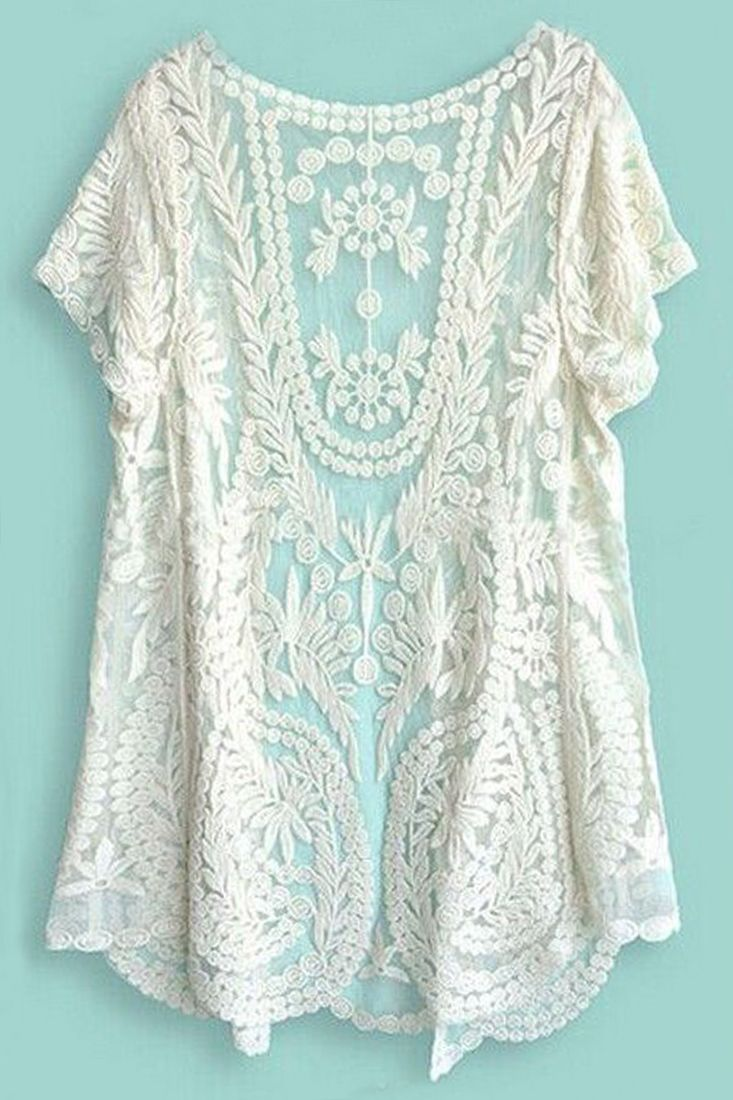 Jackets And Lace Shawls