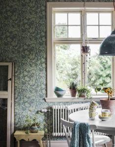 Ett favorithem hos tuva minna linn also volang interiors wallpaper rh pinterest