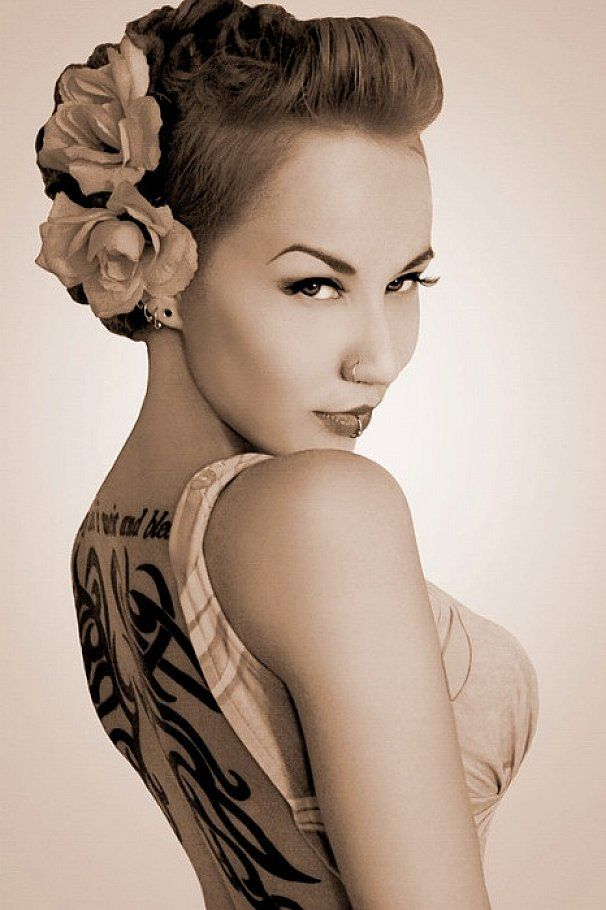 Rockabilly Hairstyles For Short Hair Google Search Short Hair