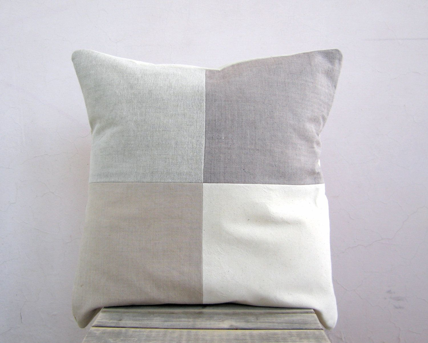 designer sofa pillows milano leather 2 piece chaise sectional modern neutral throw pillow organic cotton rustic