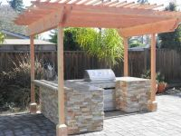 Image detail for -kitchen island build in bbq grill build ...