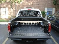 Fishing Rod Holder for Truck | Taking The Bait | Pinterest